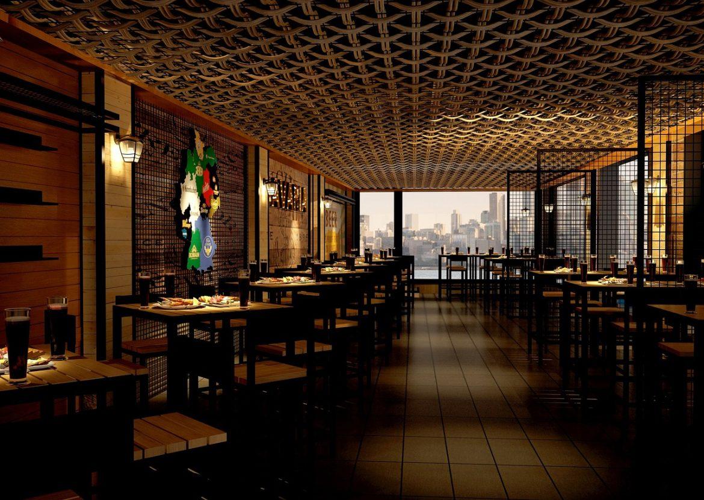 4 styles de décoration tendance pour un restaurant - Sweet Home